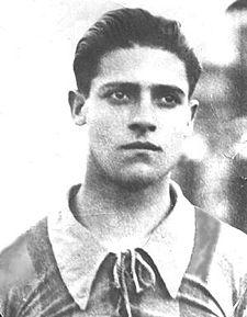 JACOBO URSO. Prócer absoluto de San Lorenzo. Entregó la vida por los colores del Ciclón. Homenaje a su inmortalidad.