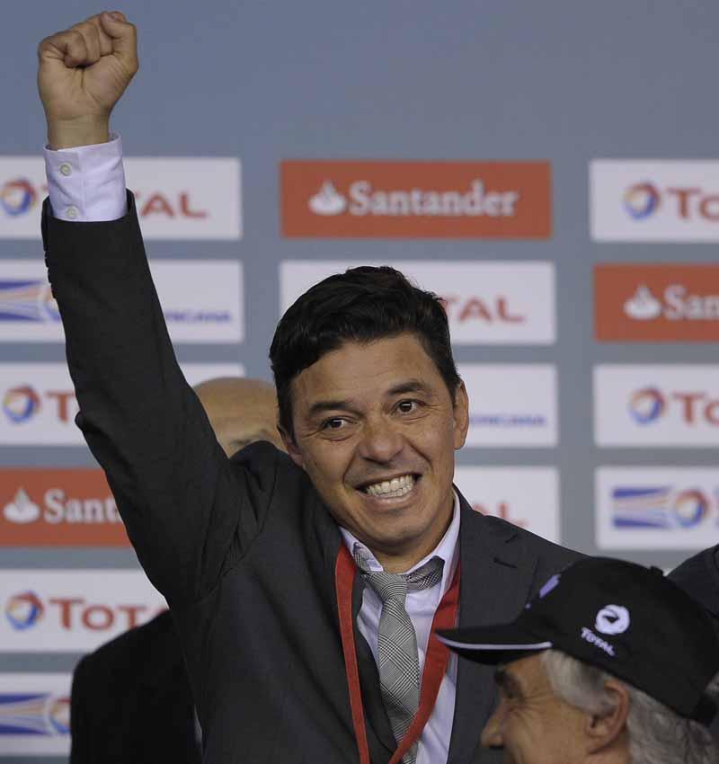 EL HACEDOR. Desde chico, Marcelo Gallardo mostró un gran poder de decisión y un carácter importante para soportar situaciones adversas. Esas virtudes lo convirtieron en un excelente entrenador, en un gran comunicador de sus ideas.