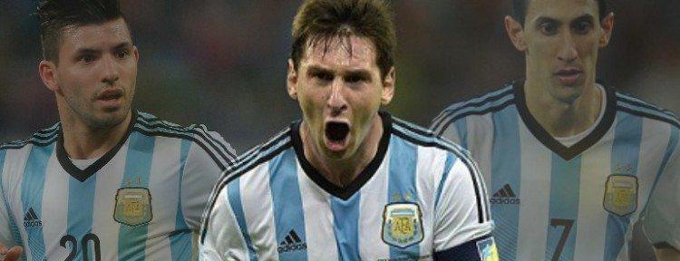 EL MEJOR. Messi llega en un momento excepcional. Mejor que ahora, no jugó nunca. Él y sus laderos mas confiables intentarán ganar la Copa América después de 22 años.